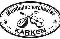 Logo Mandolinene Orchester Karken